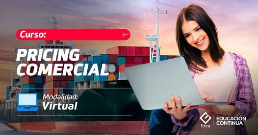 Curso Virtual : Pricing Comercial, 6 November | Online Event | AllEvents.in