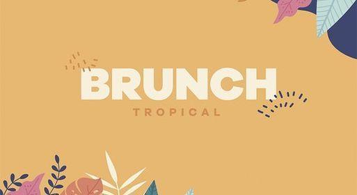 Brunch Tropical à discrição com vinho e cerveja incluídos!   Event in Lisbon   AllEvents.in