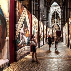 Michelangelos Sistine Chapel