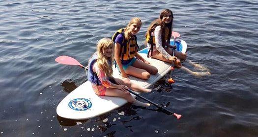 Girls Outdoor Adventure Experience