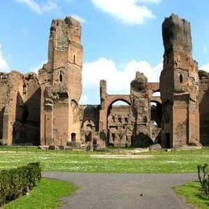 Terme di Caracalla - ingresso gratuito