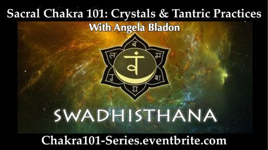 Sacral Chakra 101: Crystals & Tantric Practices for Creativity & Pleasure, 6 February | Event in Calgary