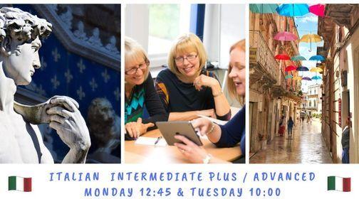 Italian Intermediate Plus / Advanced | Event in Huddersfield | AllEvents.in
