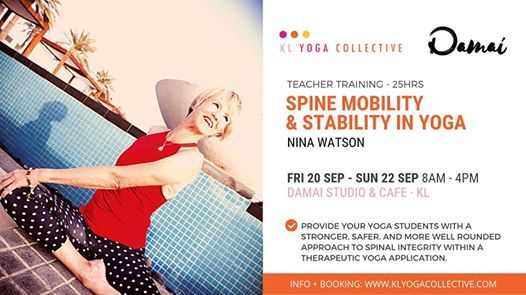 Spine Mobility & Stability in Yoga