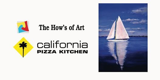 Enjoyable Fun Painting Night At California Pizza Kitchen Food Wine Beutiful Home Inspiration Truamahrainfo