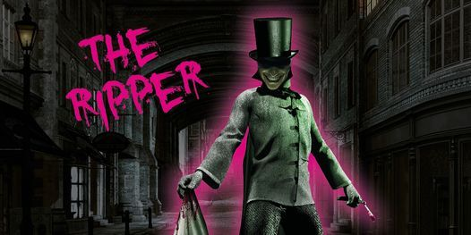The Vallejo Ripper, 30 October   Event in Vallejo   AllEvents.in