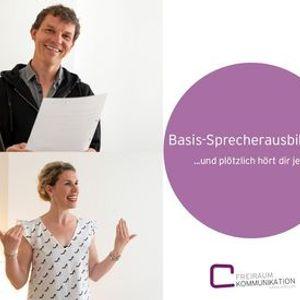 Basis Sprecherausbildung (hybrid)