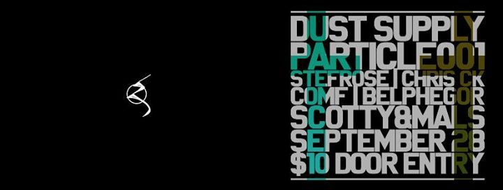Dust Supply Presents Particle 001