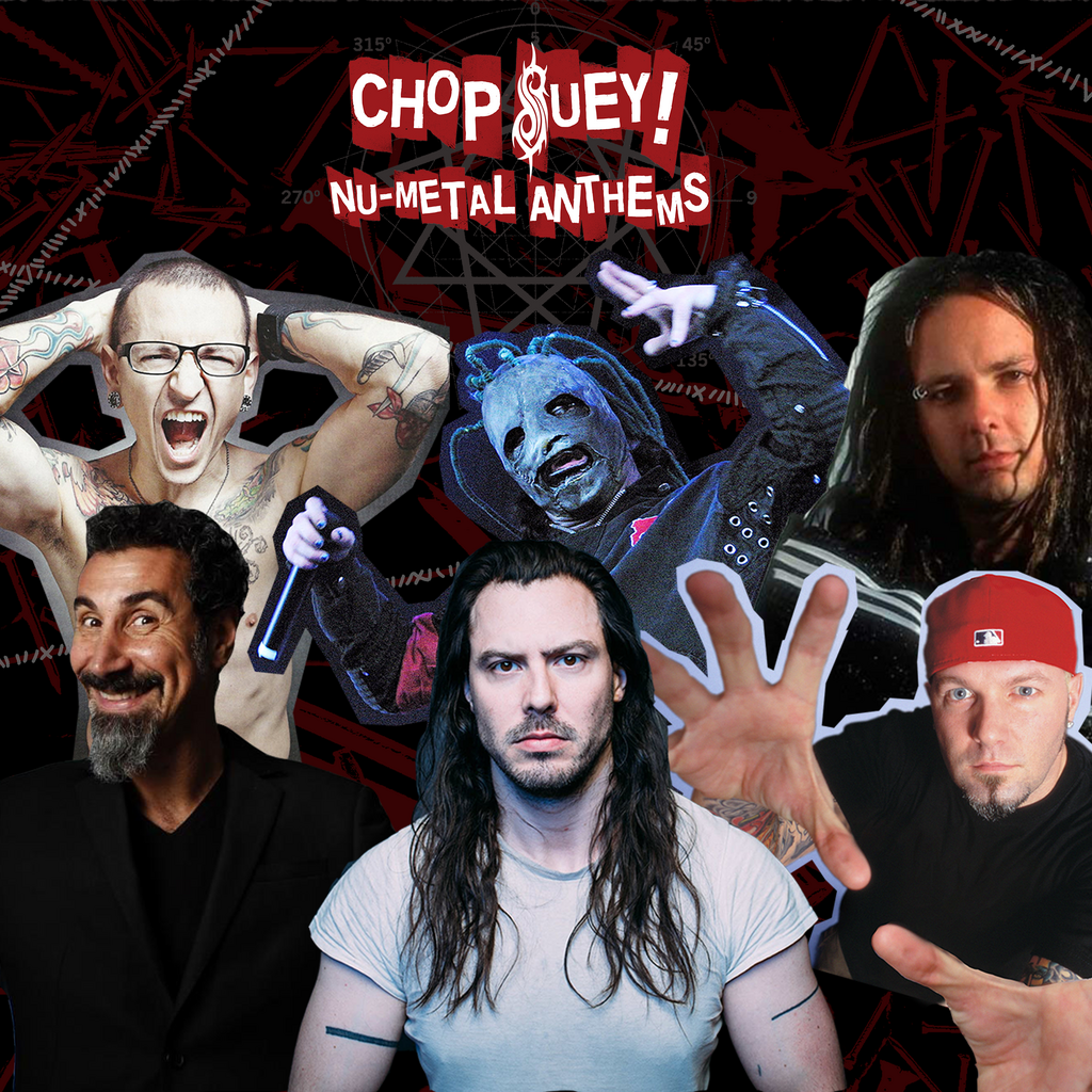 Chop Suey! Nu-Metal Anthems, 16 July   Event in Peterborough   AllEvents.in