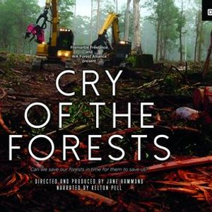 Cry of the Forests  Q&A - Nedlands (2nd Showing)