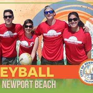 Saturday Newport Beach Volleyball Spring 2020 League
