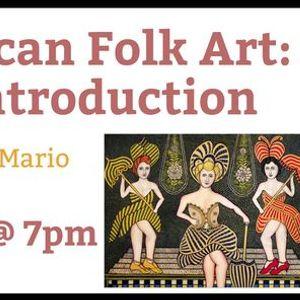 American Folk Art An Introduction