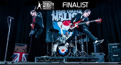 A Band Called Malice - Tribute to The Jam - Queens Hall Nuneaton