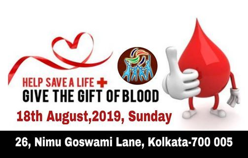 BLOOD DONATION  CAMP 2019