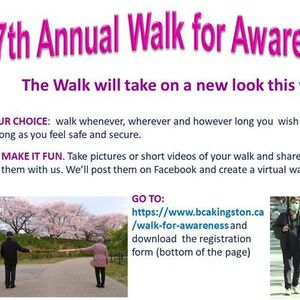 27th Annual Walk for Awareness