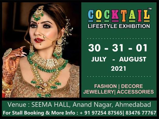 Cocktail Lifestyle & Organic Exhibition, 25 June | Online Event | AllEvents.in