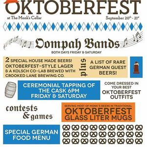Two Days of Oktoberfest