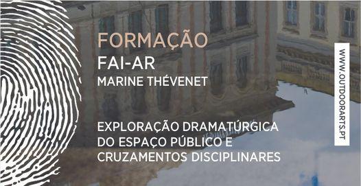Masterclass: Exploração dramatúrgica do espaço público e cruzamentos disciplinares - FAI-AR, 8 June | AllEvents.in