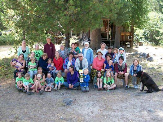 Intergenerational Camp