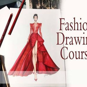 Fashion Drawing & Collection Concept Course (30 Hrs)
