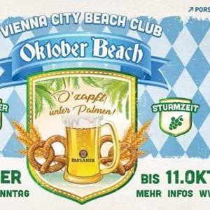 Oktober Beach 2020 - Erffnungswochenende