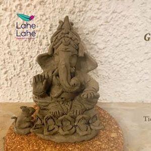 Ganesha Making Workshop (online)