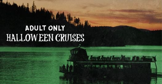 Adult-Only Halloween Cruises, 30 October | Event in Coeur d Alene | AllEvents.in
