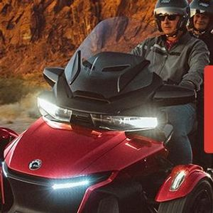 Can-Am Spyder RT On-Road Experience