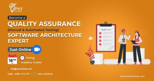 Become a Quality Assurance (Manual & Automated Testing ...