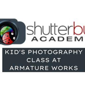 Shutterbug Academy Kids Photography Class