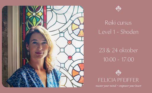 Reiki 1 cursus - Shoden   Event in The Hague   AllEvents.in
