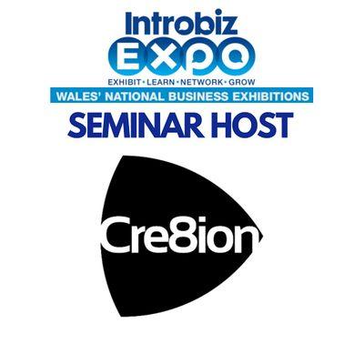 Cre8ion Seminar at Introbiz Expo Cardiff 2021