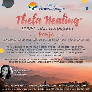 Curso Theta Healing - DNA Avanado