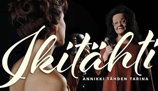 Ikithti  Annikki thden tarina esitykset jatkuvat 20.9.alkaen