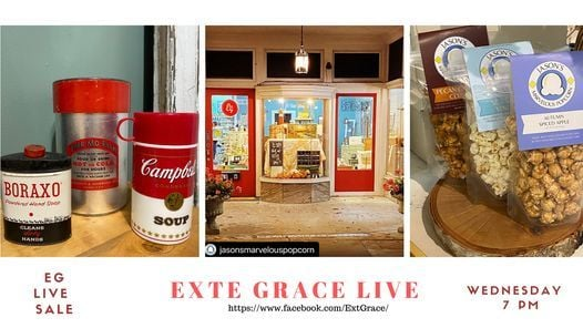 Wednesday Night Live Sale at Extending Grace, 14 April | Event in Hubbard | AllEvents.in