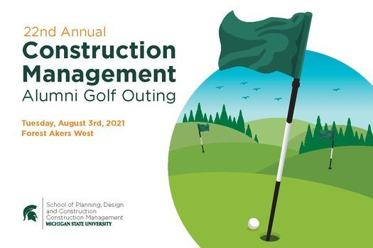 22nd Annual Construction Management Golf Outing, 3 August | Event in Lansing | AllEvents.in