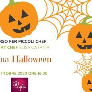 Corso per Piccoli Chef Tema Halloween