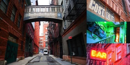 Exploring the Secrets of TriBeCa: Lofts, Artists, & Alleyways, 25 July   Event in York   AllEvents.in