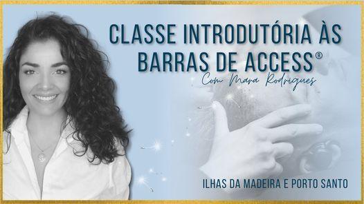 Classe Introdutória  às Barras de Access®, 28 March | Event in Funchal | AllEvents.in