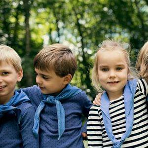 Familiespejd - vi vandrer 1 ud af 2