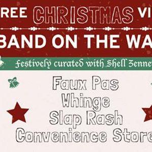 Free Xmas Vibes Faux Pas Whinge Slap Rash Convenience Store