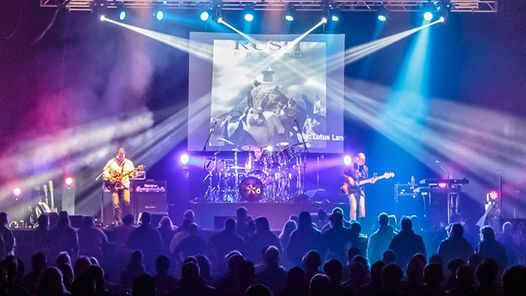 Lotus Land: The American Rush Tribute, 17 April   Event in Newark   AllEvents.in