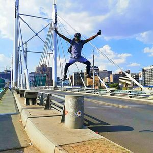 Joburg Half Day Cycle Tour