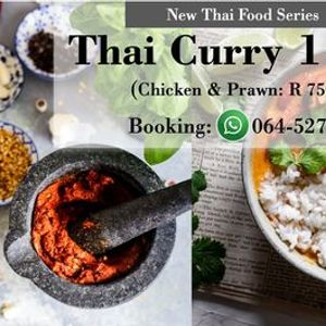 Thai Curry 1 Red (5 seats)