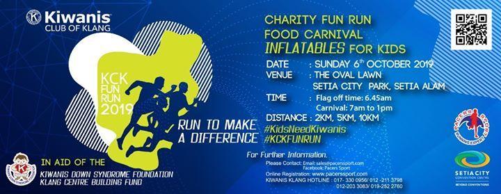 Kiwanis Charity Fun Run 2019