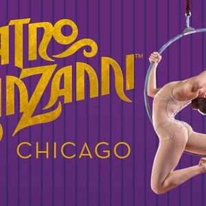 Teatro ZinZanni - Love Chaos & Dinner