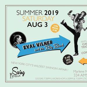 Swing Remix Summer Dance with Eyal Vilner