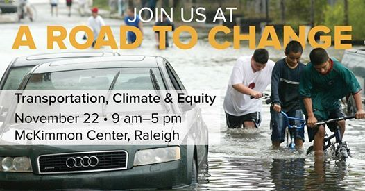 A Road To Change Transportation Climate & Equity
