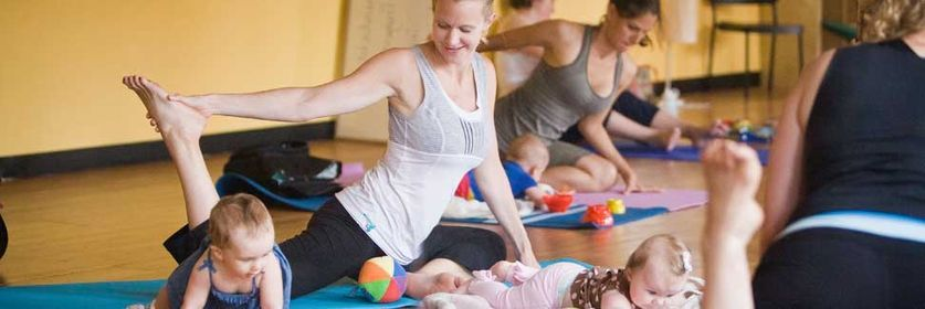 Mom & Baby Yoga in Mahogany, 11 May   Event in Calgary   AllEvents.in