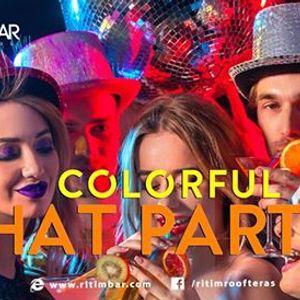 Colorful Hat Partyritim